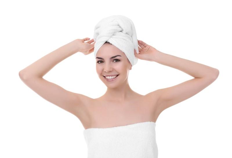 Bien se sécher les cheveux