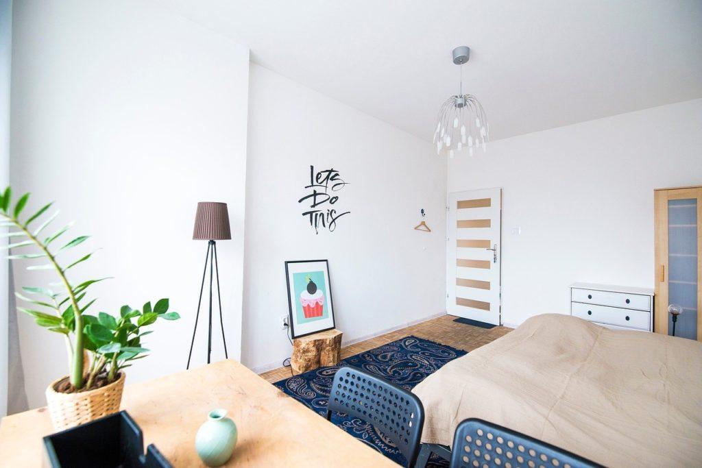 5 idées de plus pour une petite chambre
