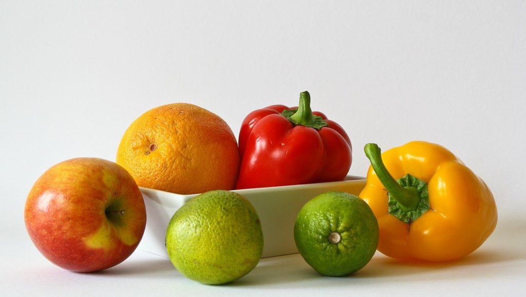 Le choix des Légumes et fruits