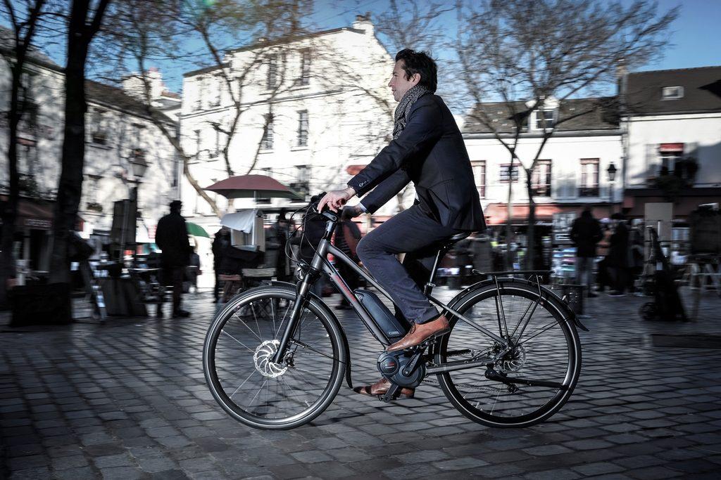 Vélo electrique Peugeot