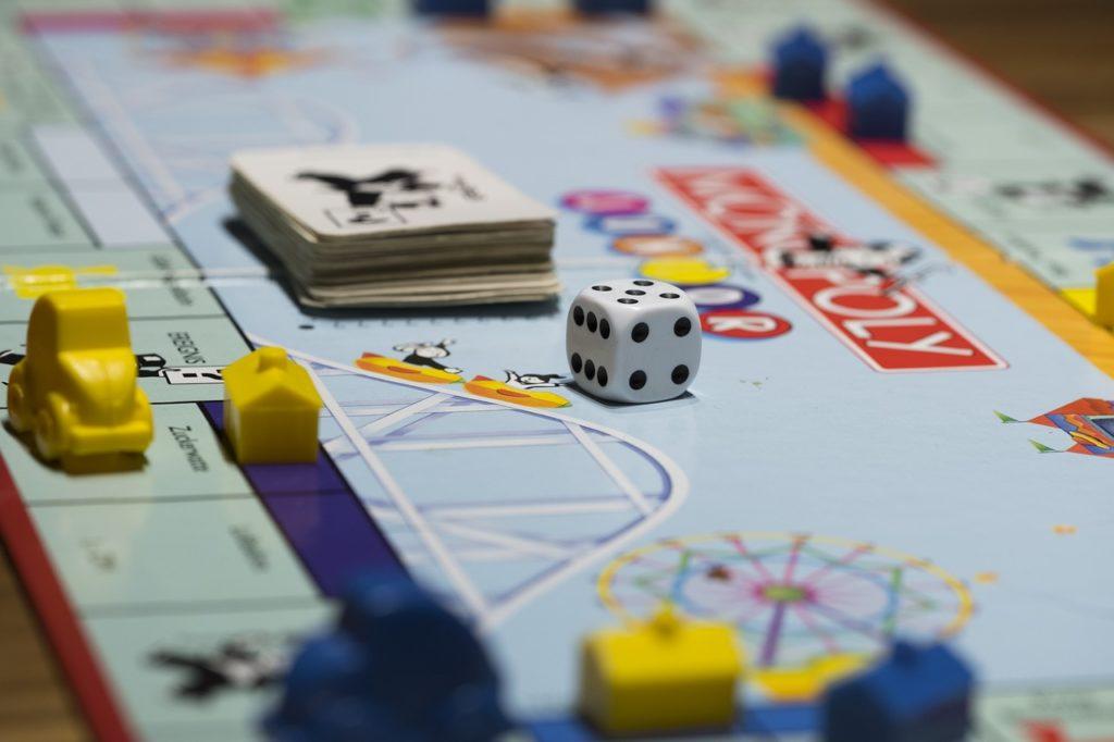 Jeux de société - Monopoly