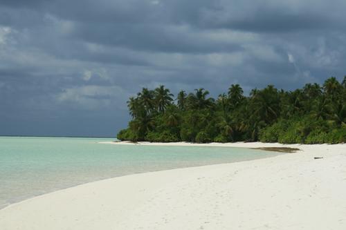 Maldives Maafusi dhaalu atoll