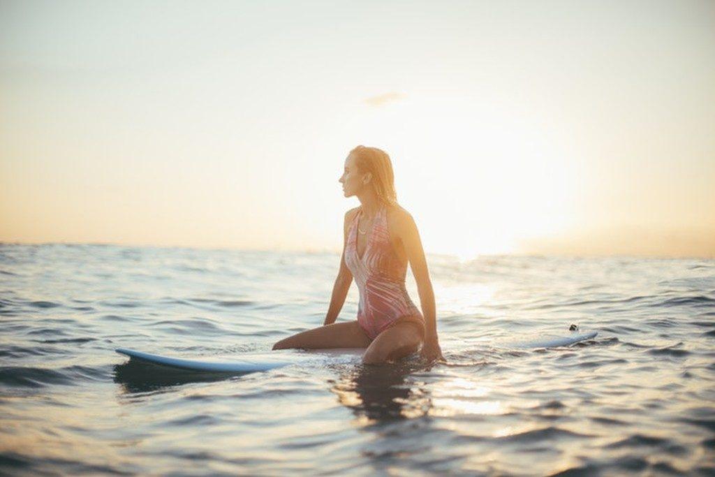 Maillot de bain sport surf