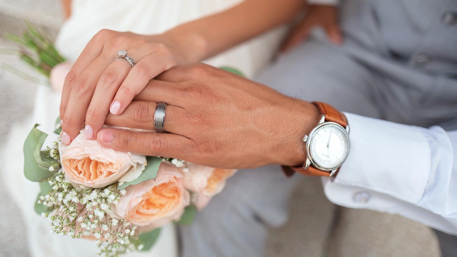 Le choix de ses bijoux de mariage