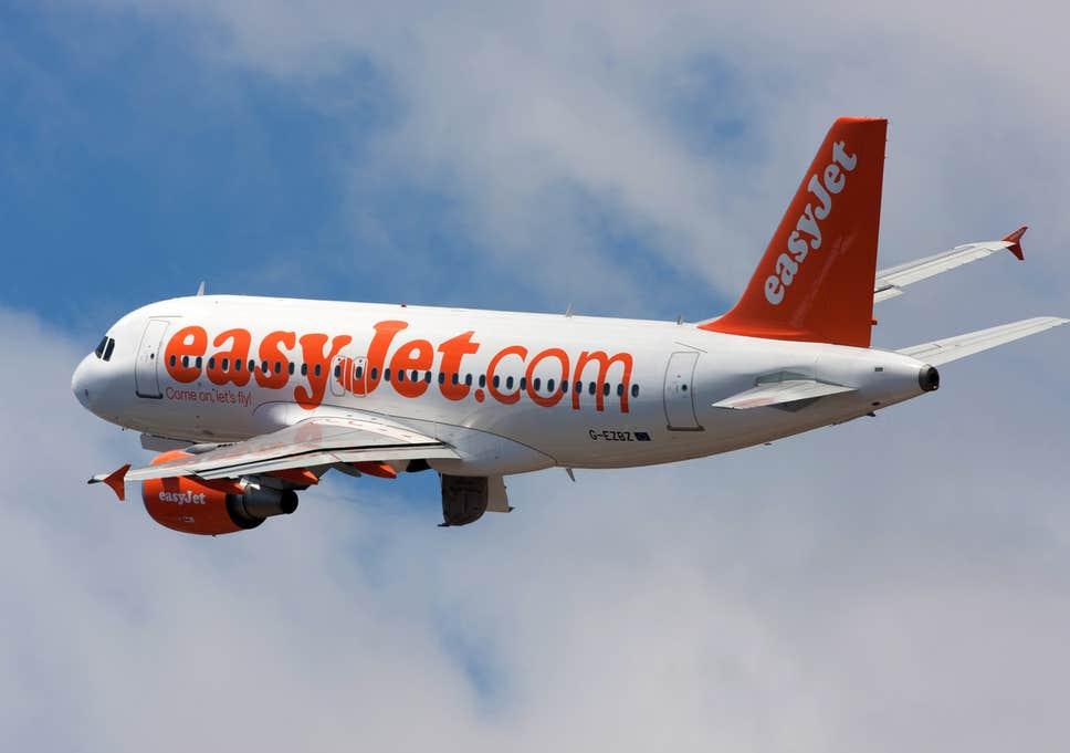Vol easy Jet