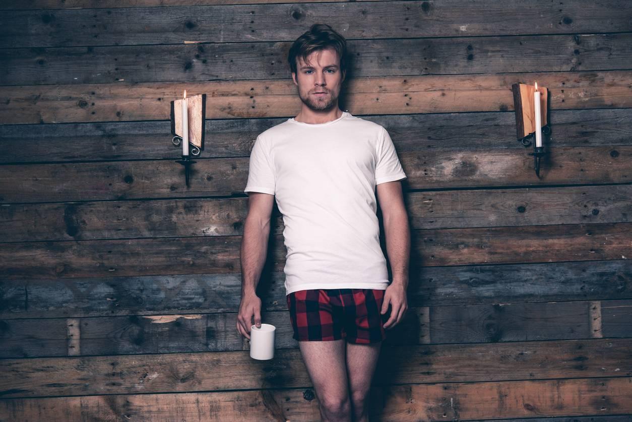 Pyjama homme pour été